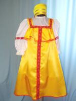 Русский народный костюм детский