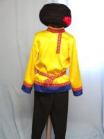 Русский народный костюм мальчик